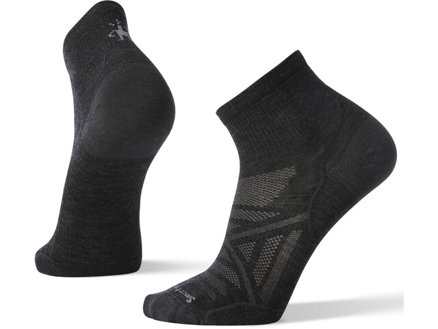 Smartwool PhD Outdoor Ultra Light Mini Socks, charcoal